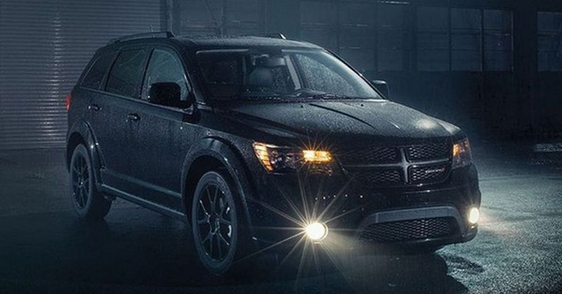 94 New 2020 Dodge Journey Picture