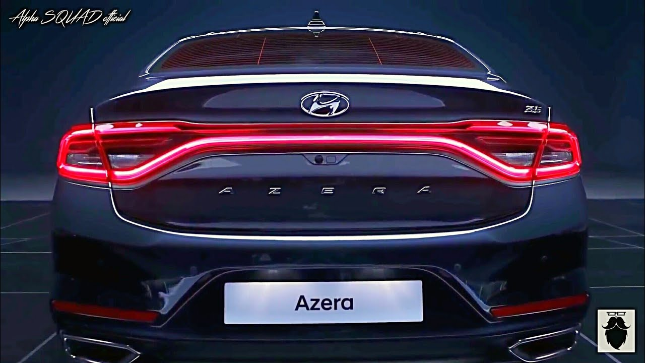 94 New 2020 Hyundai Azera Wallpaper