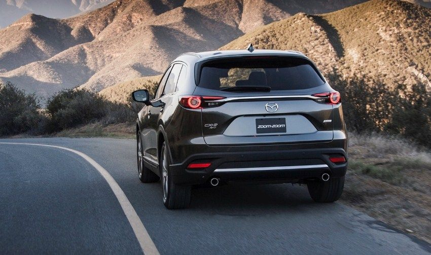 94 New 2020 Mazda Cx 9 Rumors Overview
