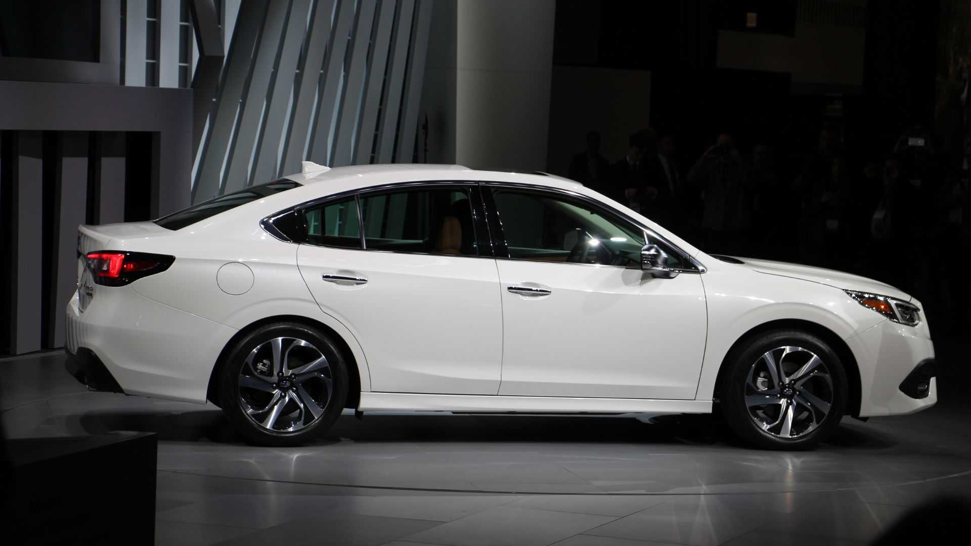 94 New 2020 Subaru Legacy Release Date and Concept