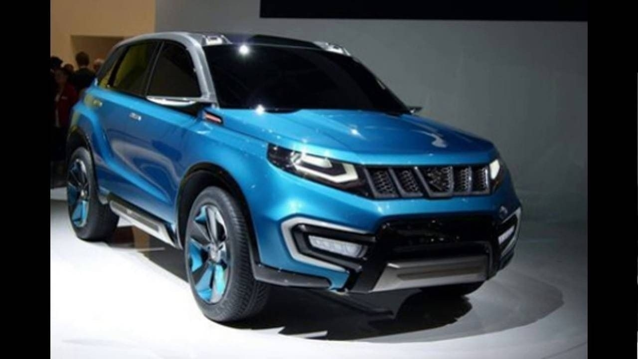94 New 2020 Suzuki Grand Vitara Preview Redesign and Review