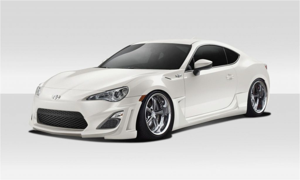 94 The 2019 Scion Frs Concept