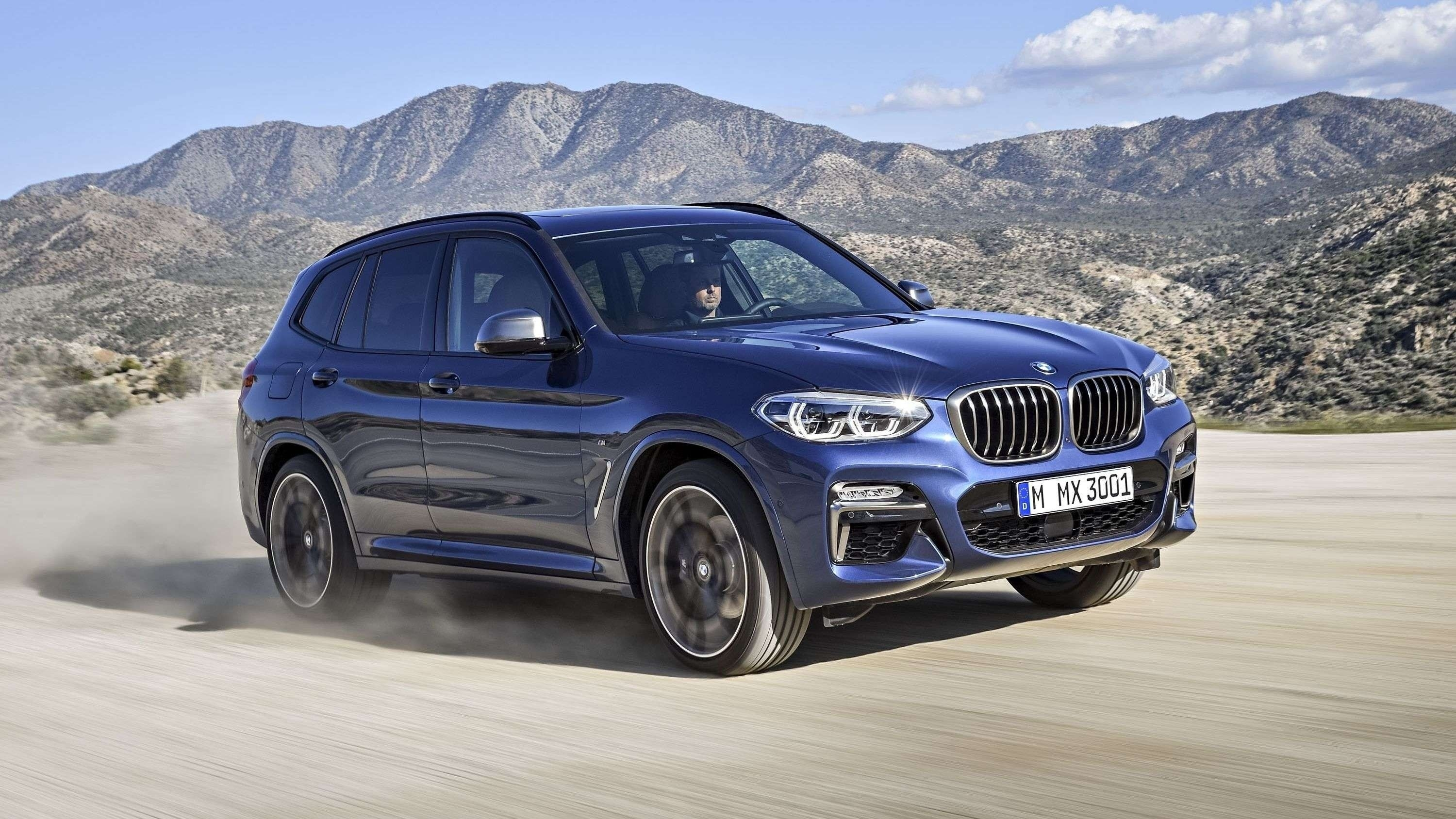 94 The 2020 BMW X4ss Price and Review