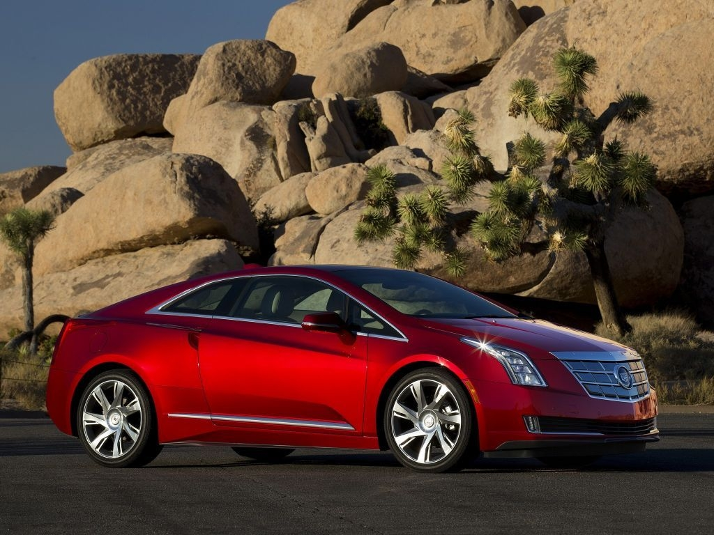 94 The 2020 Cadillac ELR S New Review