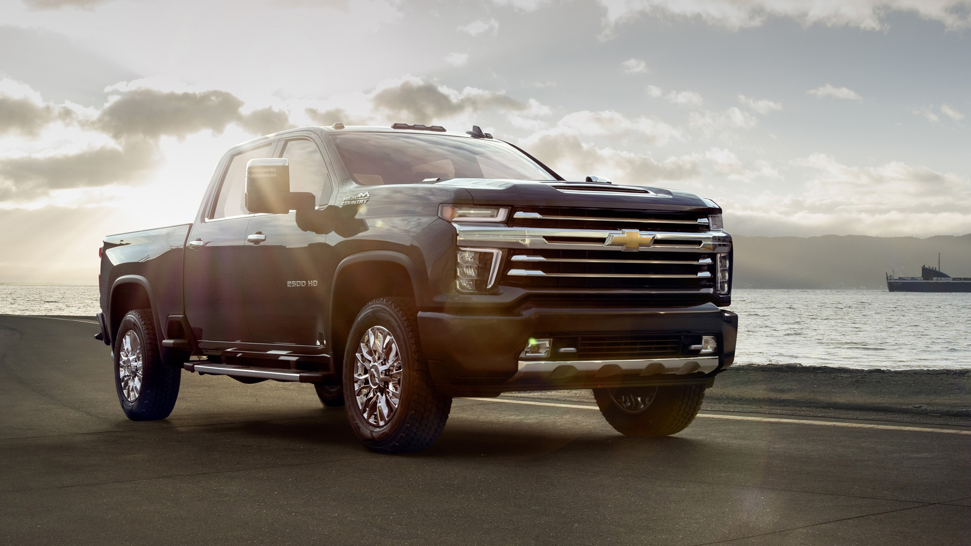 94 The 2020 Chevy 2500Hd New Review