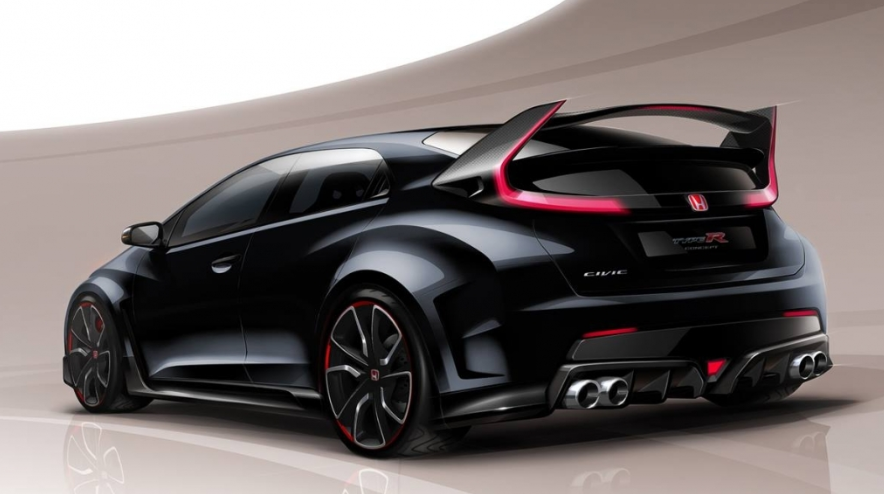 94 The 2020 Honda Civic Si Type R Redesign and Concept