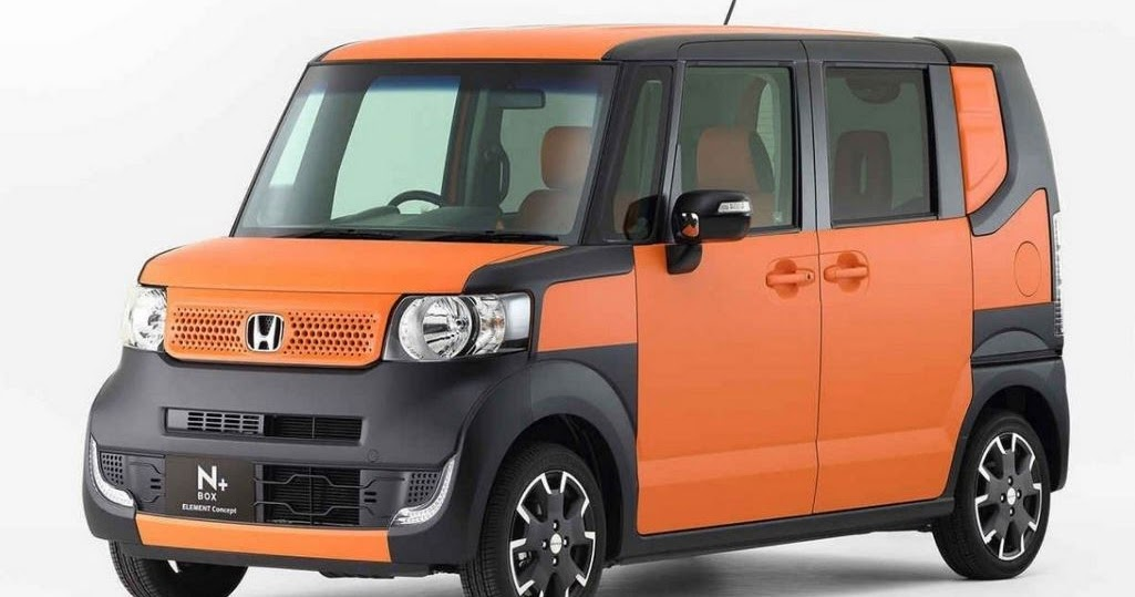 94 The 2020 Honda Element Picture