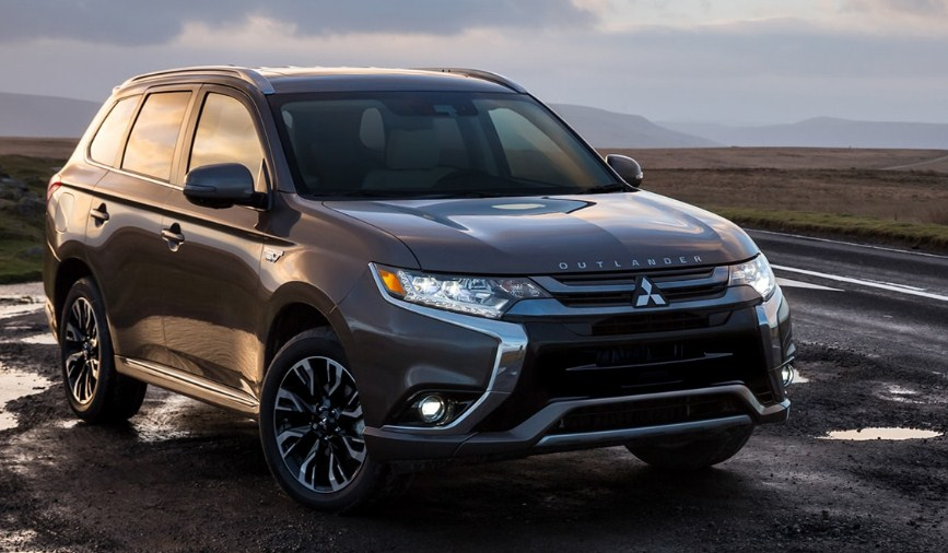 94 The 2020 Mitsubishi Outlander Research New