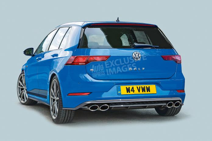 94 The 2020 VW Golf R USA Configurations