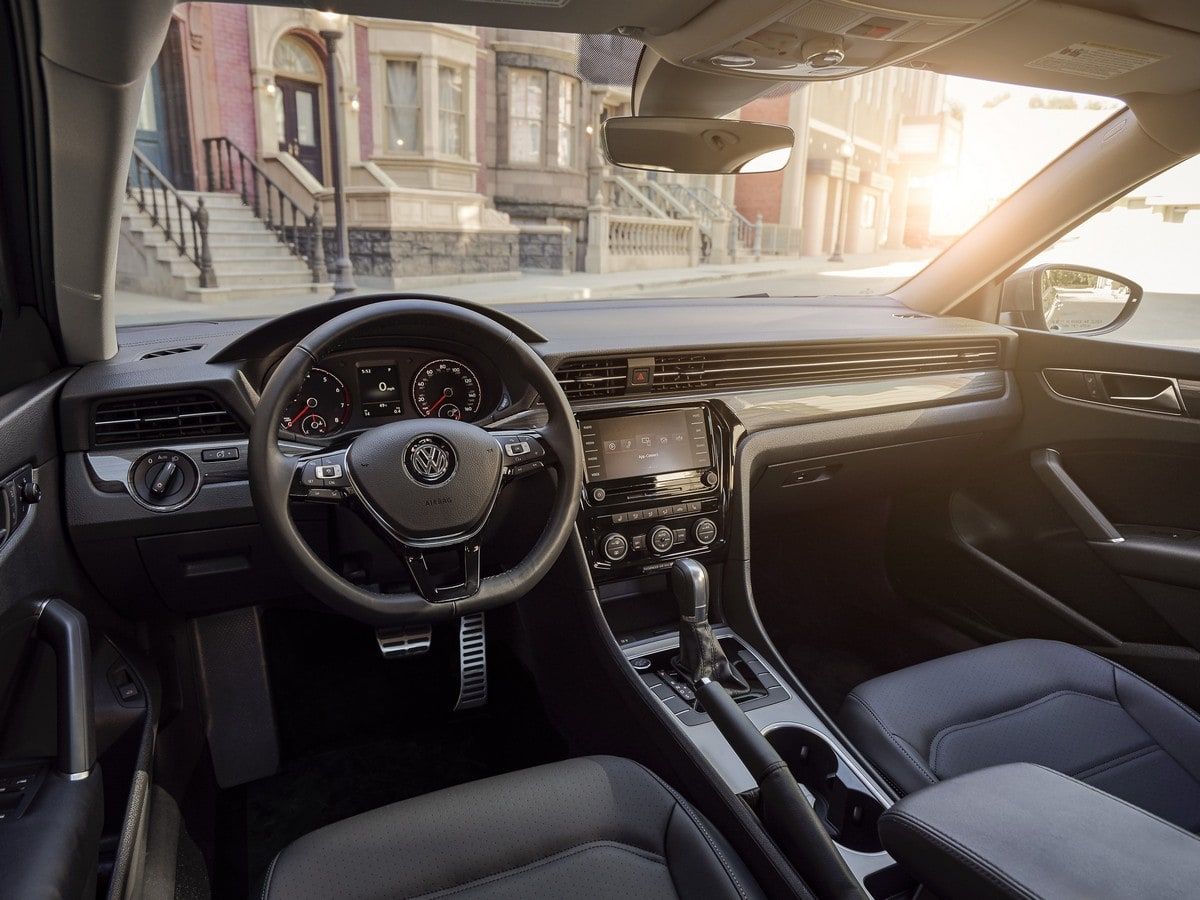 94 The 2020 Vw Passat Model