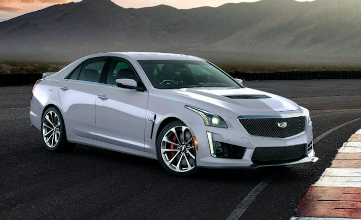 94 The Best 2019 Cadillac Cts V Coupe Picture