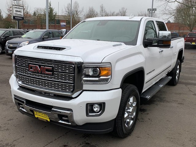 94 The Best 2019 GMC Denali 3500Hd Interior