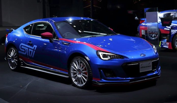 94 The Best 2019 Subaru Brz Sti Rumors