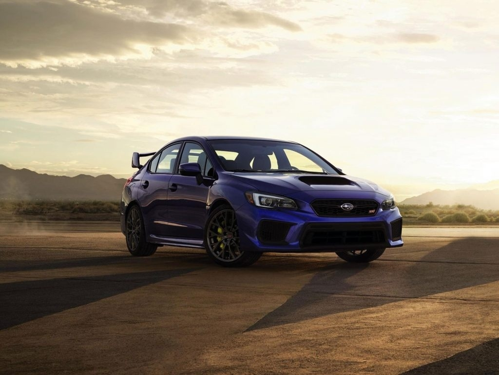 94 The Best 2019 Wrx Sti Hyperblue Price