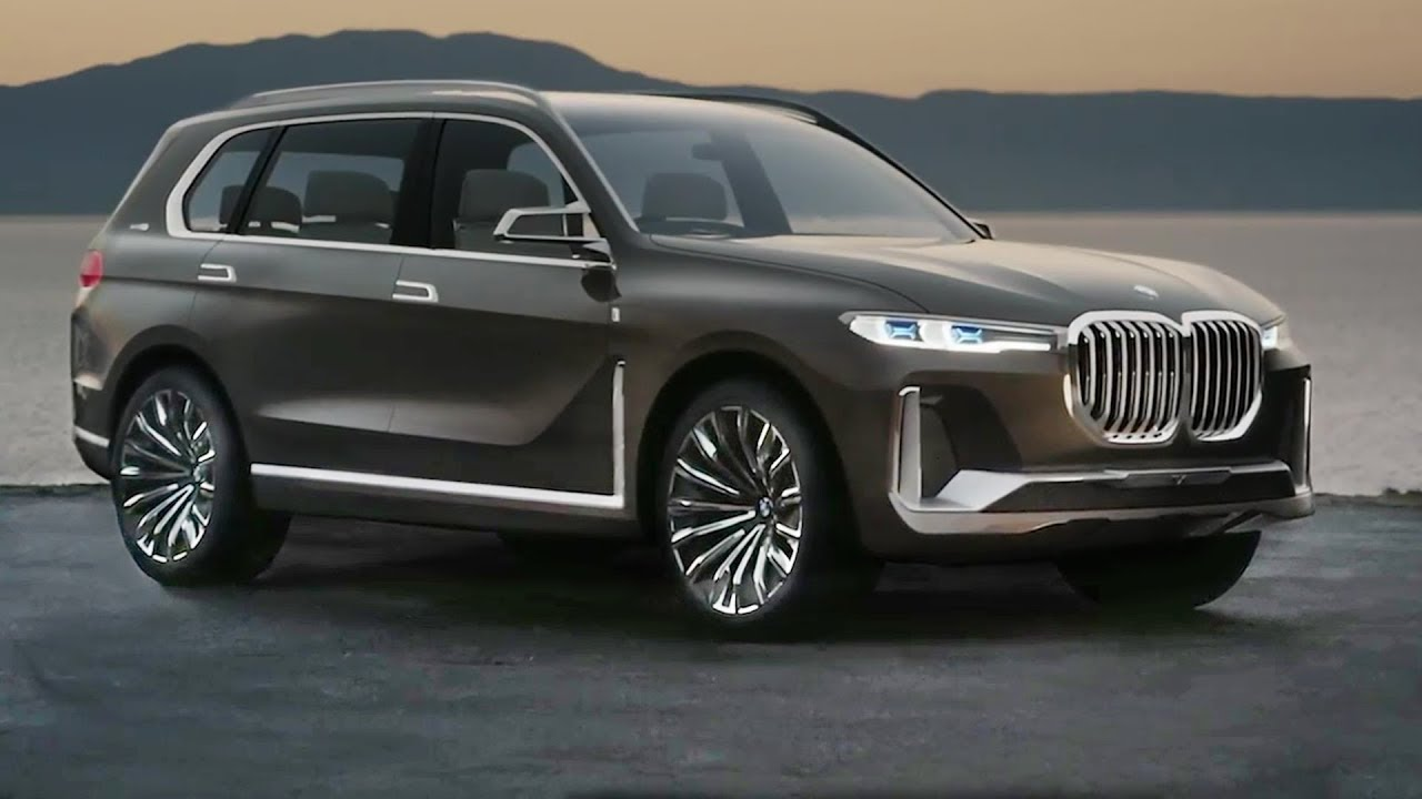 94 The Best 2020 BMW X7 Suv Concept