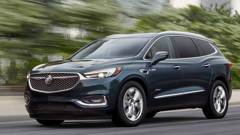 94 The Best 2020 Buick Enclave Price and Release date