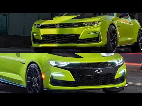 94 The Best 2020 The All Chevy Camaro Redesign and Review