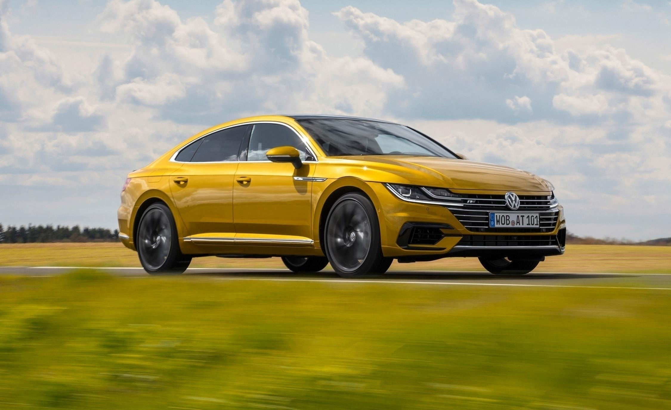 94 The Next Generation Vw Cc Rumors