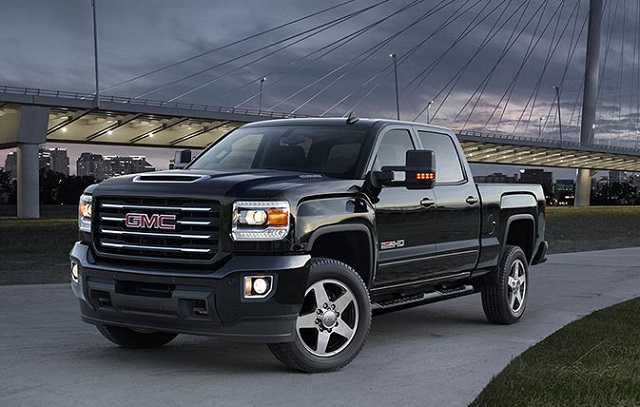 95 A 2019 GMC Sierra 2500Hd Price and Release date