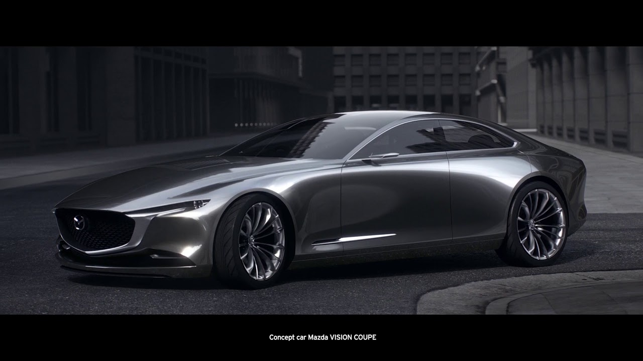 95 A 2019 Mazda 6 Coupe Engine