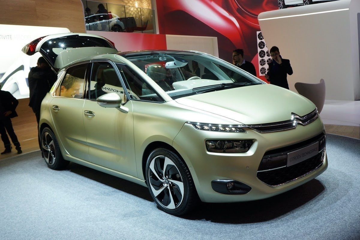 95 A 2019 New Citroen C4 Pictures