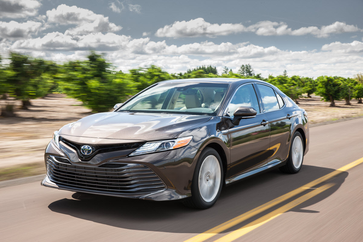 95 A 2019 Toyota Camry Se Hybrid Price and Review