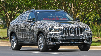 95 A 2020 BMW X6 Rumors