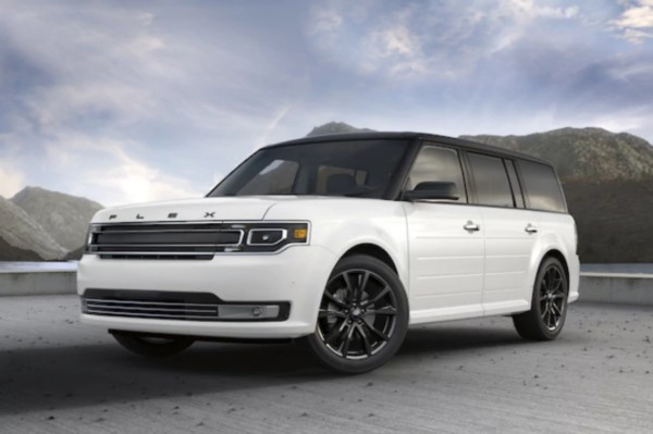 95 A 2020 Ford Flex Specs and Review