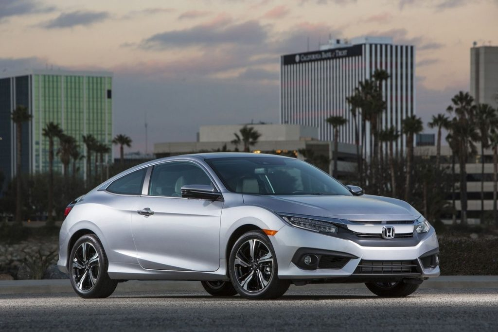 95 A 2020 Honda Civic Coupe Pricing