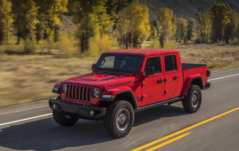 95 A 2020 Jeep Gladiator Specs and Review