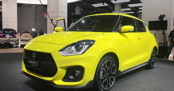 95 A 2020 New Suzuki Swift Sport New Concept