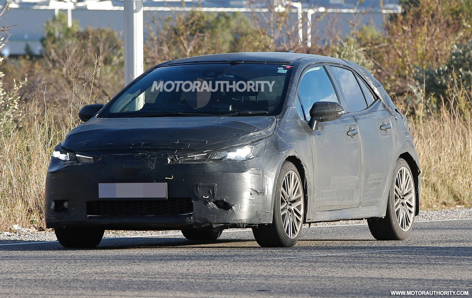 95 A 2020 New Toyota Avensis Spy Shots Price Design and Review