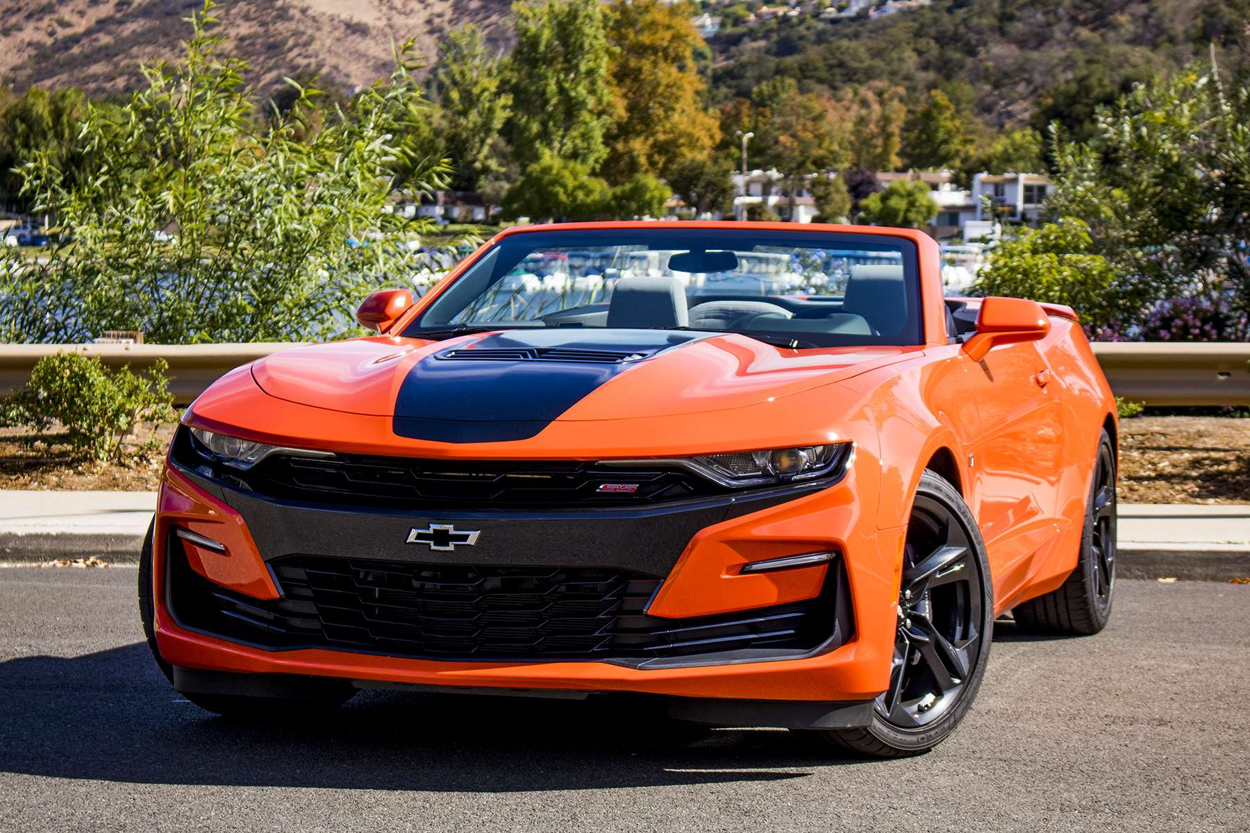 95 All New 2019 Camaro Ss Model