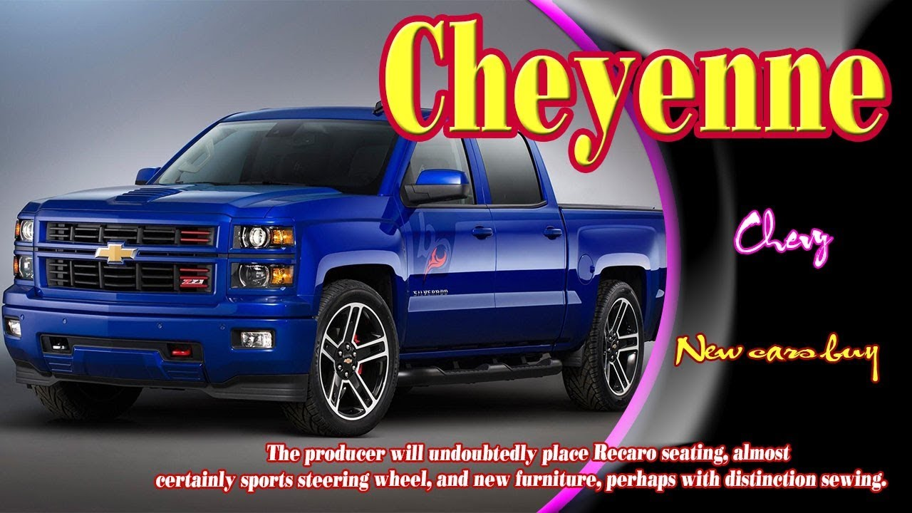 95 All New 2019 Chevy Cheyenne Ss Images