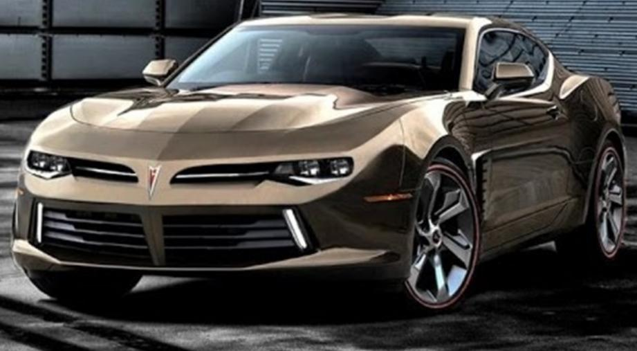 95 All New 2019 Pontiac Trans Am Spy Shoot