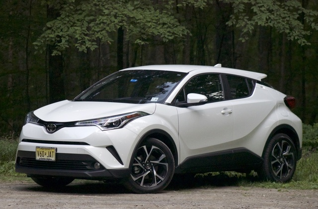 95 All New 2019 Toyota C Hr Compact Reviews