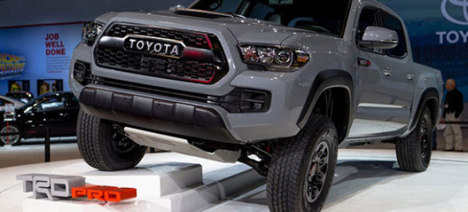 95 All New 2019 Toyota Tacoma Diesel Picture