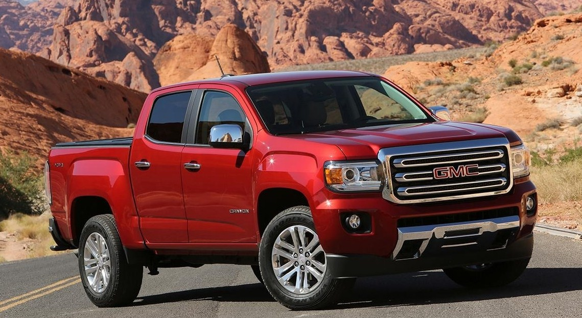 95 All New 2020 GMC Canyon Denali Style