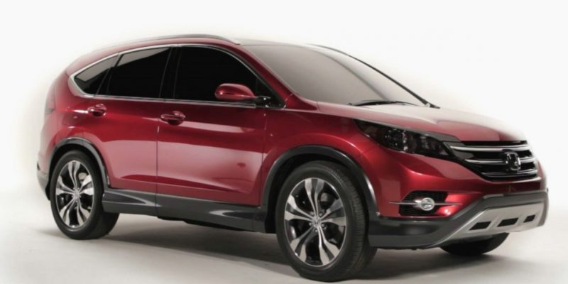 95 All New 2020 Honda CRV Concept and Review