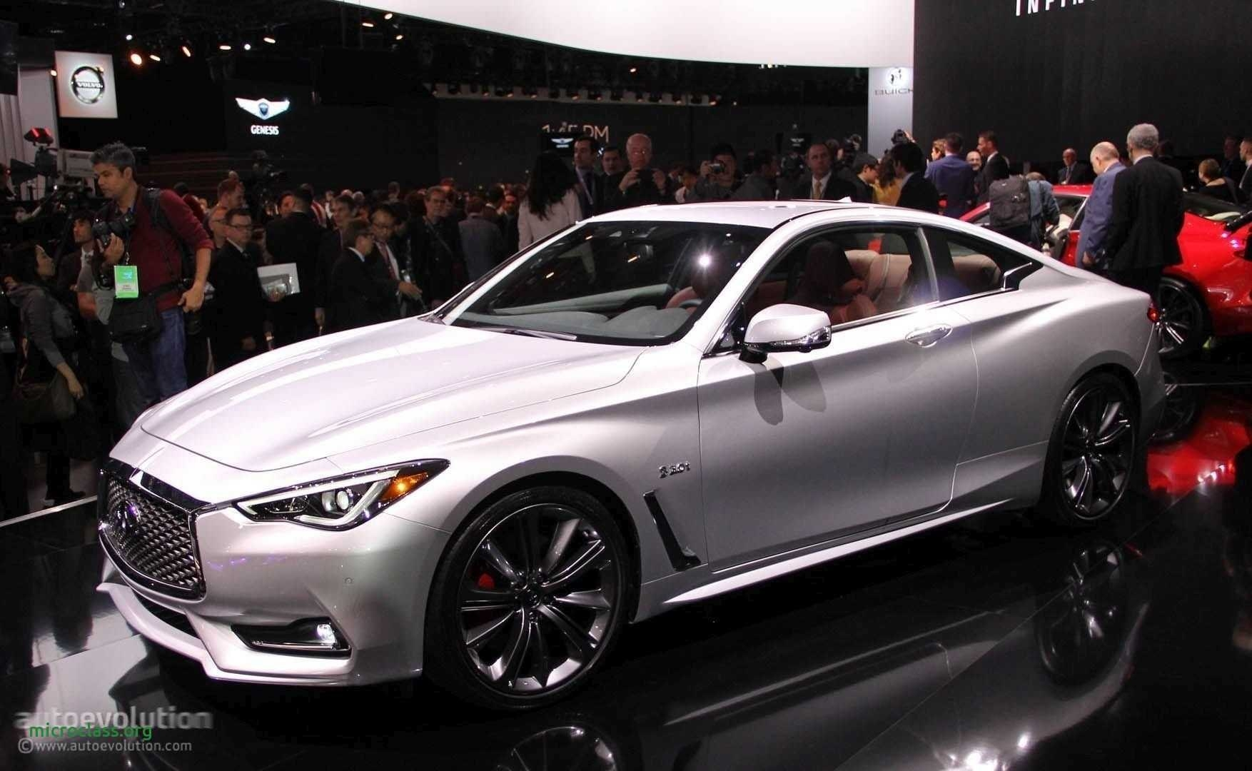 95 All New 2020 Infiniti Q60 Coupe Ipl Price Design and Review