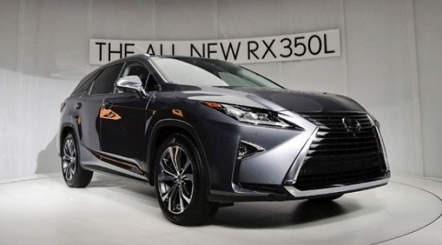 95 All New 2020 Lexus Rx 350 F Sport Suv Interior