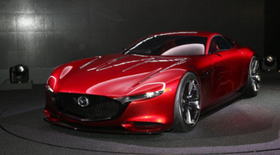 95 All New 2020 Mazda RX7 History