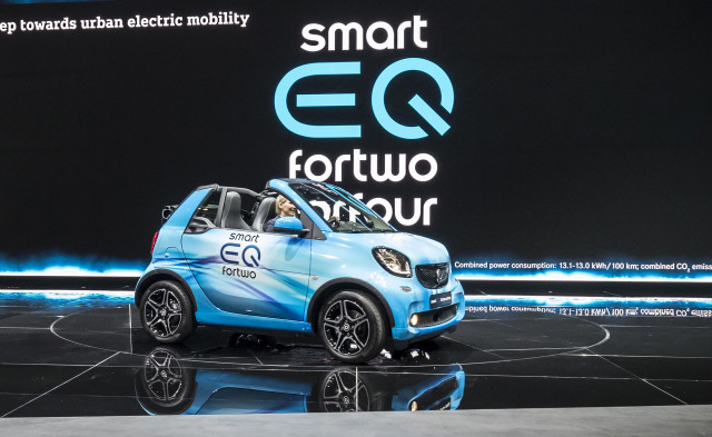 95 All New 2020 Smart Fortwos History