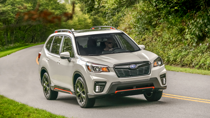 95 All New 2020 Subaru Forester Spesification