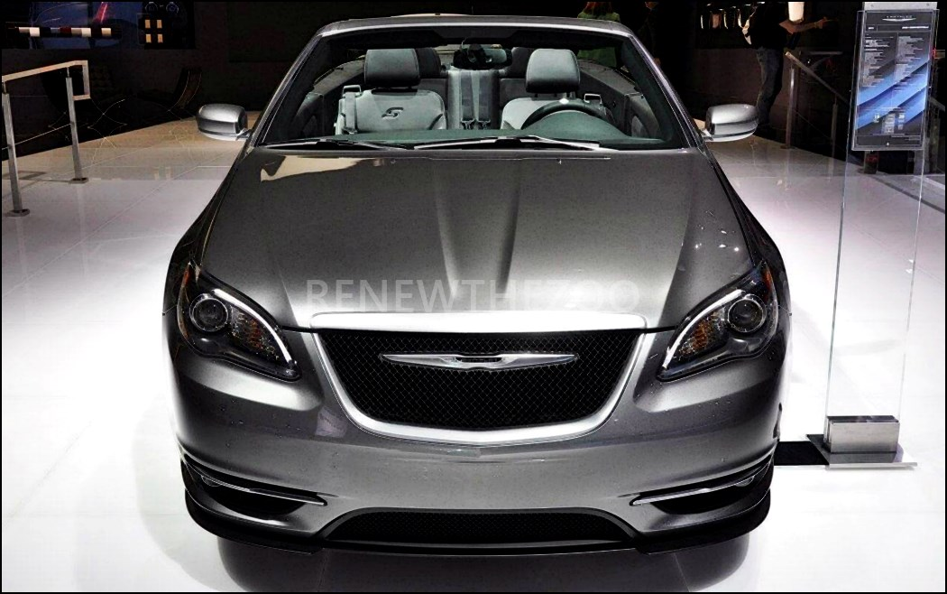 95 Best 2020 Chrysler 200 Convertible Srt Specs and Review