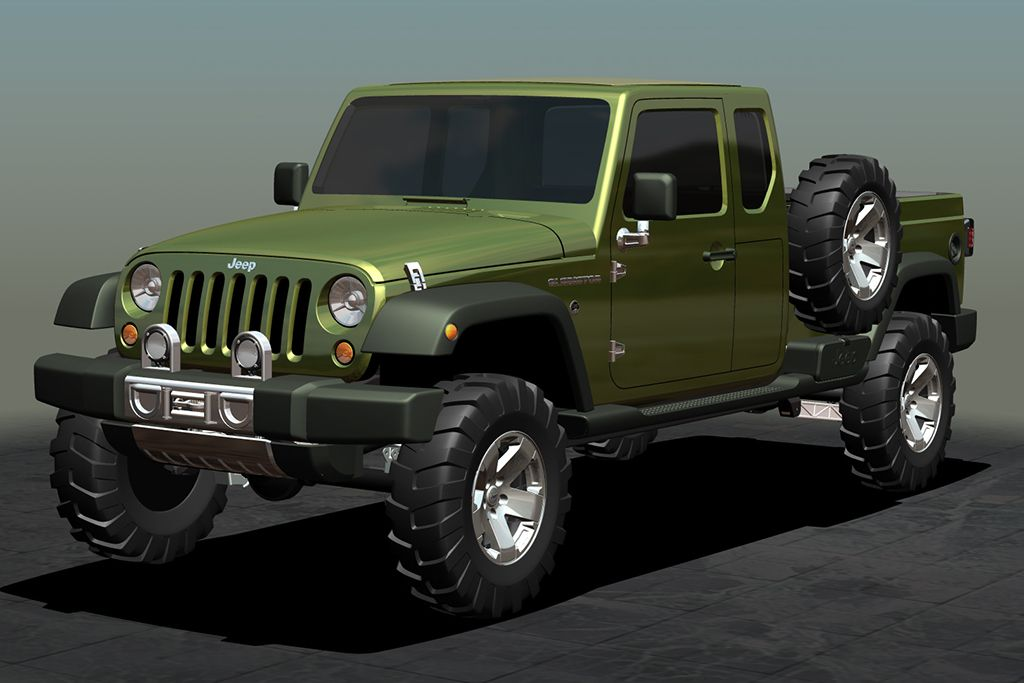 95 New 2019 Jeep Comanche Model
