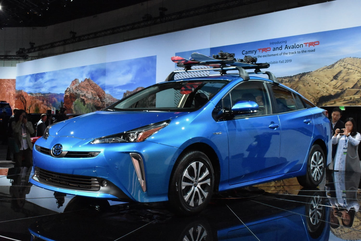95 New 2020 Toyota Prius Pictures Price and Release date