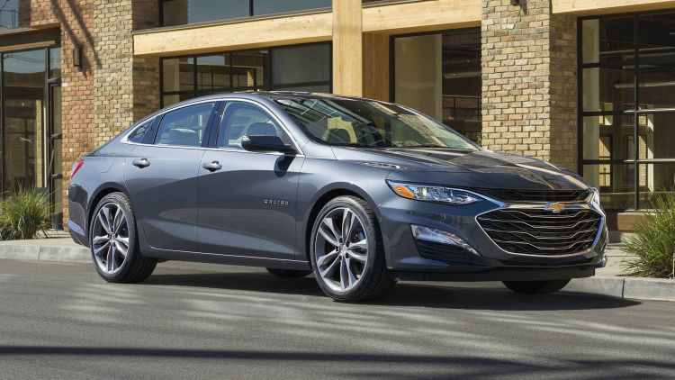 95 The 2019 Chevy Malibu Ss Performance and New Engine