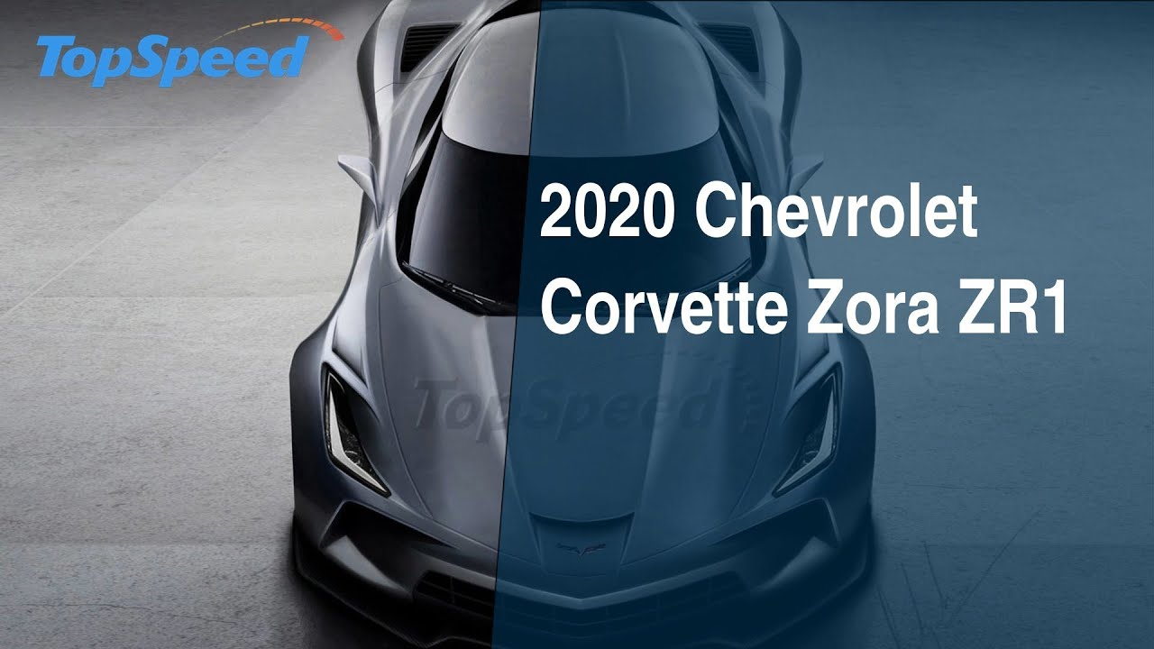 95 The 2020 Chevy Corvette Zora Zr1 Price and Review