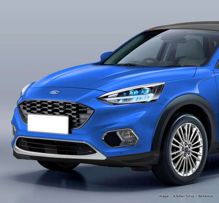 95 The 2020 Ford Ecosport Photos